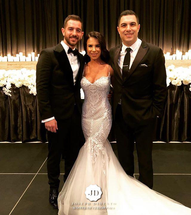 Congratulations to my dear friends Loukas & Fotene Mallas on your unbelievable wedding