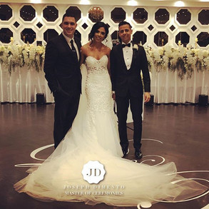 Congratulations to Daniel & Reham Sawires on your beautiful wedding. Thank you for allowin