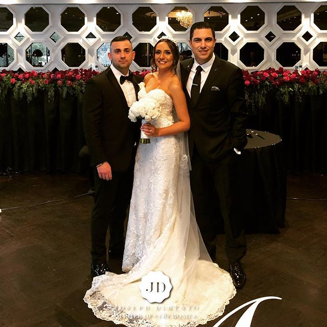 Congratulations to Adrian & Katrina D'Ar