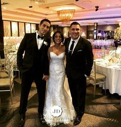 Tonight I have the pleasure of hosting the wedding of Anthony & Martina Zachoriotto _lemontage_navar