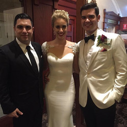 Thank you to Thomas & Charlotte Caruana for letting me join you on your unforgettable wedding