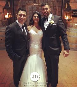 Congratulations to Mariet & Adam Foti on