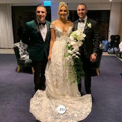 Congratulations to Peter & Rosie D'Albor