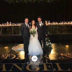 Congratulations to Darren & Angela