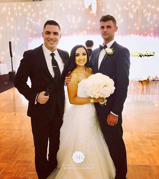 Congratulations to Melissa & Blake Hirst