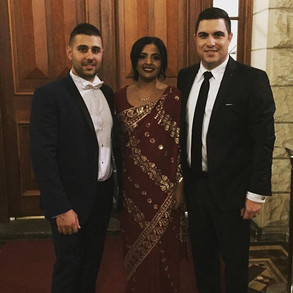 Congratulations to Andrew & Ruwani Yousif on your wonderful wedding and thank you for allo