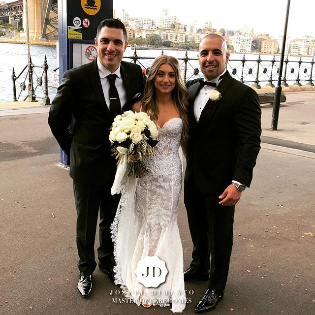 Congratulations to Hassan & Vanessa Ally