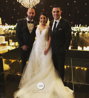 Congratulations to Agostino & Lisa Mirabelli on your wonderful wedding. It was a pleasure
