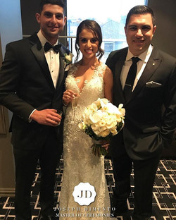 Congratulations to James & Jessica Cremona on your beautiful wedding and thank you for allowing me t