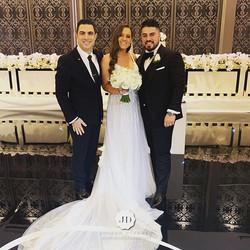 Congratulations to Cristian & Alyssa Cia