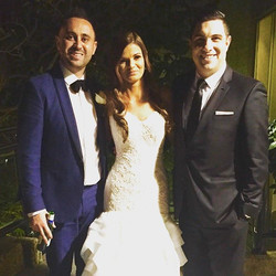 Congratulations to my good friends Andrian & Giulia Marcelino on your beautiful wedding