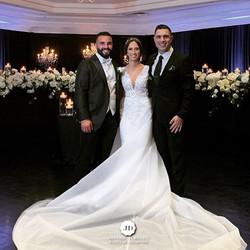 Congratulations to Charbel & Louise Matt