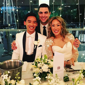 Congratulations to Alex & Summer Poon on your fantastic wedding and thank you for allowing