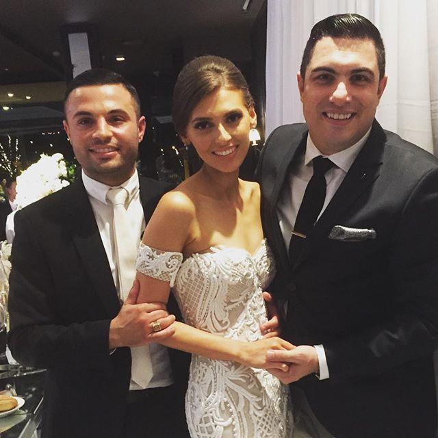 It is my pleasure to host the wedding of Giacomo & Allesandra Dimento tonight #lemontage_navarravenu