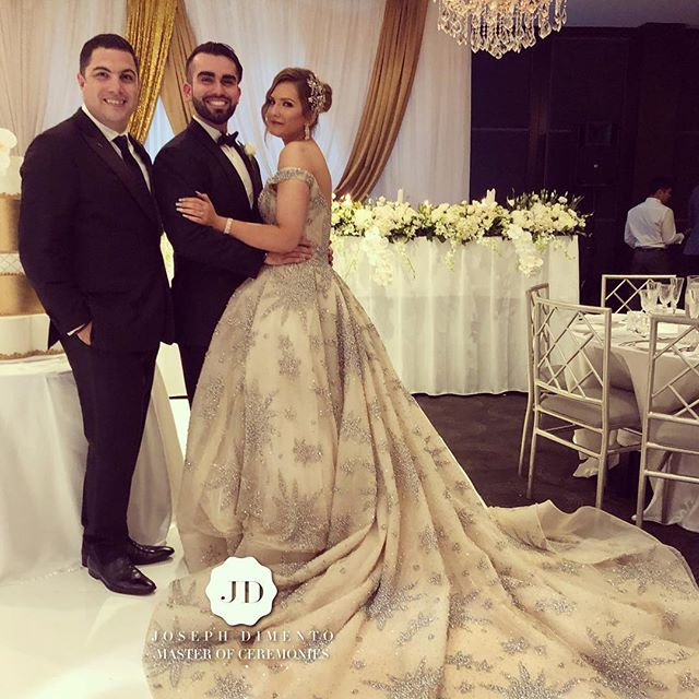 Congratulations to Yasser & Youser Alawe on your beautiful wedding and Thank you for allowing me to