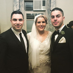 Congratulations to my good friends Sarah And Maurice Nobrega on your outstanding wedding and thank y