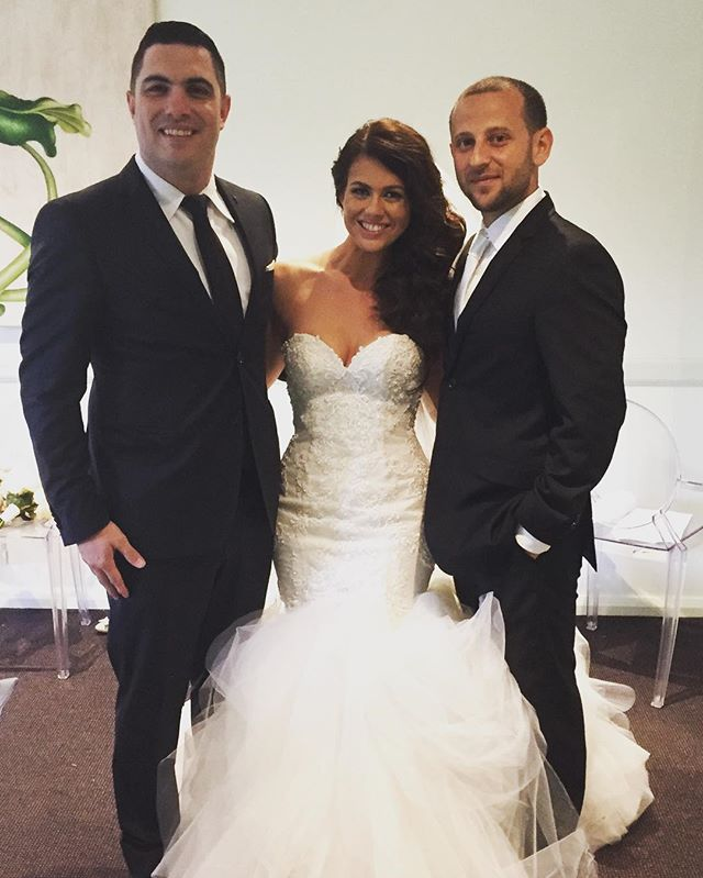 Congratulations to Ross & Alison Antonuzzo on their beautiful wedding. It was a pleasure to meet you