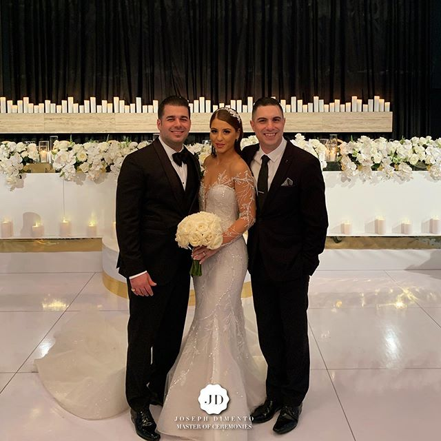 Congratulations to Stephanie _ Narek on