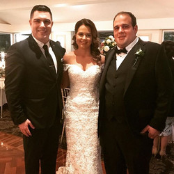 Congratulations to Daniel & Kathleen Galea on your wonderful wedding and thank you for allowing me t
