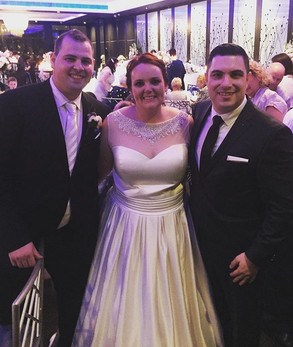 Congratulations on a fantastic wedding Frank & Laura Amendolia. It was a pleasure to meet