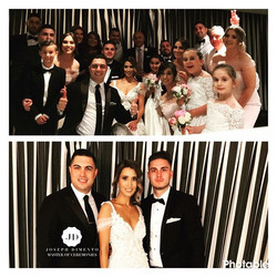 What a fantastic night as I have the honour to host the wedding of Marco & Rhiannon Marongiu. Thank