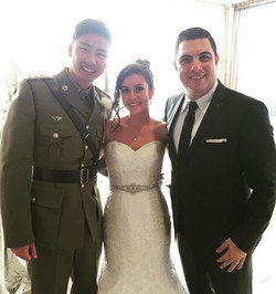 Congratulations to my good friends Ralph & Christina Huynh on their beautiful wedding