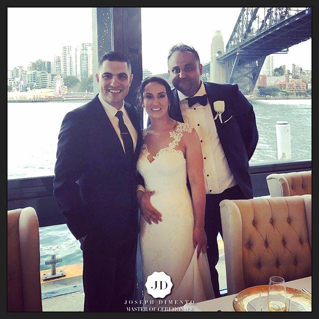 Congratulations to Rory & Melanie Blom o
