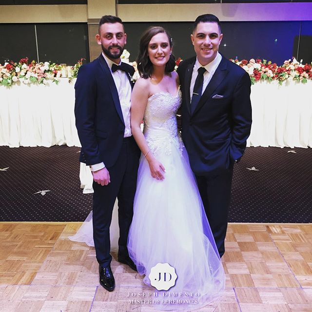 Congratulations to Jamie & Karina Farrug