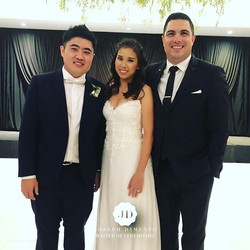 Congratulations to Danny & Sarah Ung on your wonderful wedding _lemontage_navarravenues and thank yo