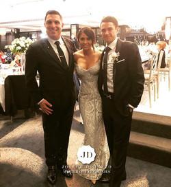 It was a pleasure to host the wedding of Roberto & Connie-Maree Spiteri tonight _lemontage_navarrave