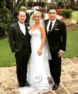It was a pleasure to host the wedding of Daniel & Amanda Mahr tonight _curzonhall_navarravenues. Tha