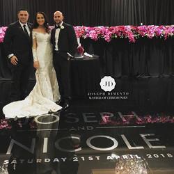 Congratulations to Joseph & Nicole Micallef on your spectacular wedding _lemontage_navarravenues