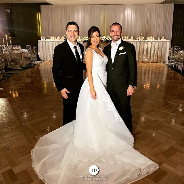 Congratulations to Natalee & Sam Falcone