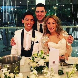 Congratulations to Alex & Summer Poon on your fantastic wedding and thank you for allowing me to be