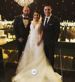 Congratulations to Agostino & Lisa Mirabelli on your wonderful wedding. It was a pleasure to meet yo