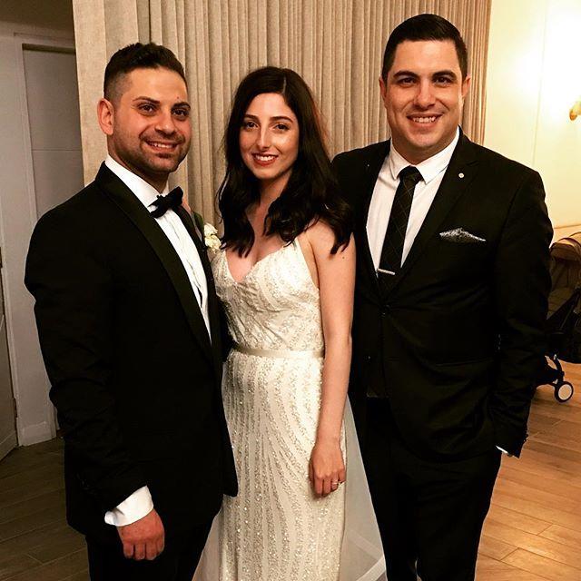 Congratulations to Fouad & Daniella Esber on your fantastic wedding