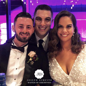 Congratulations to Andrew & Olivia Scuglia on your spectacular wedding. You both looked am