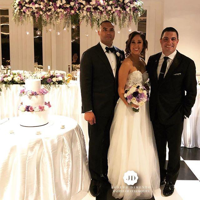 Tonight I have the pleasure of hosting the wedding of Peter & Tijana Hurrell _doltonehouse