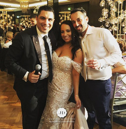 What a night! It was a pleasure to host the fantastic wedding of Paul & Vivian Davelis _lemontage_na