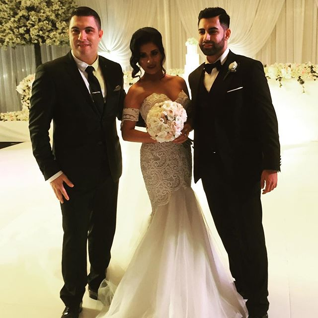 Congratulations to Edmat & Sonia Marial on your beautiful wedding