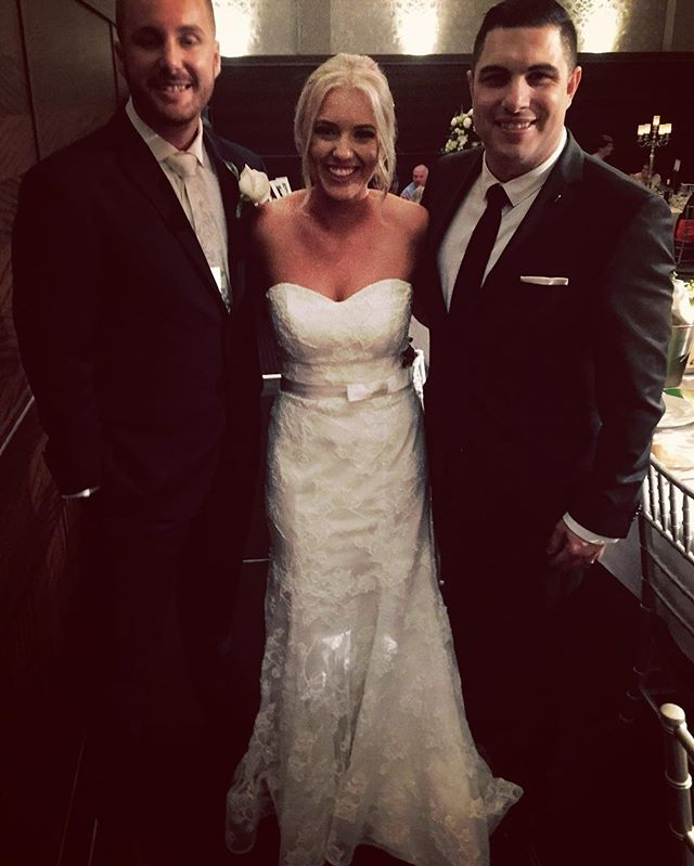 It was a pleasure to meet and host the wedding of Tom & Katie Gibson. Thank you for allowing me to b