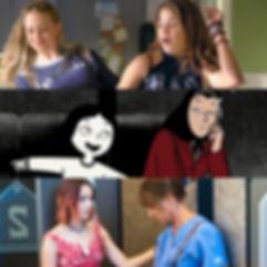 Feminist Popcorn Cover Art