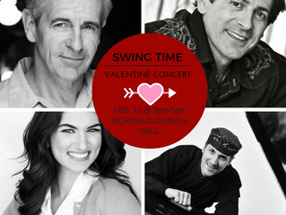 Swing Time Valentine!