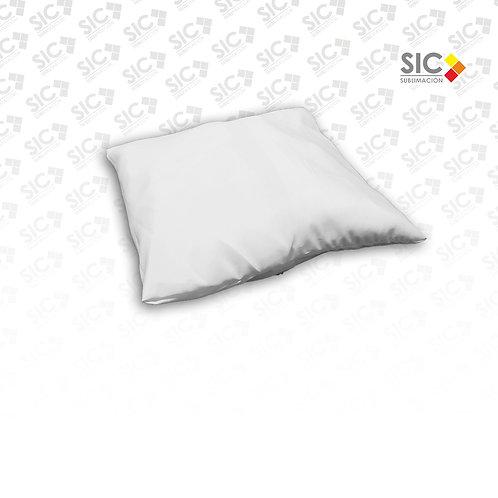 Almohadon con relleno 35x35 cm