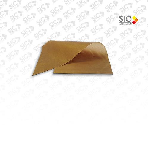Papel teflonado 40x20 cm