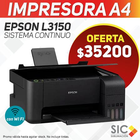 IMPRESORA EPSON L3150