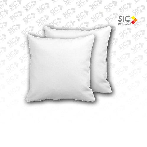 Funda de almohadon 50x50 cm - PACK X 2