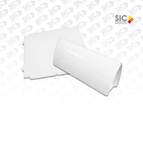 Identificador de mesa tipo carpita - PACK X 20