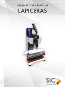 Estampadora de Lapiceras