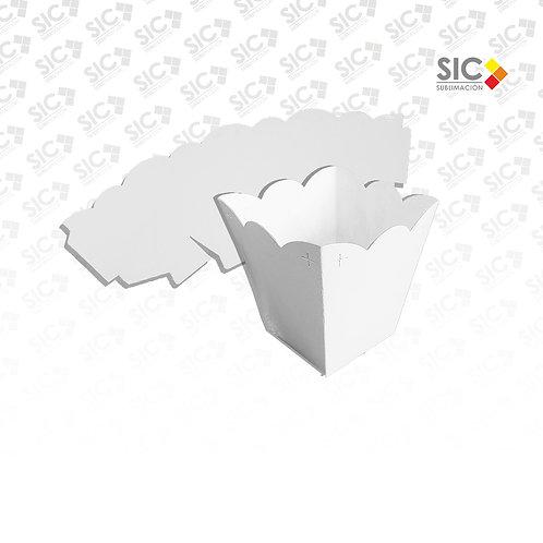 Caja pochoclera - PACK X 20
